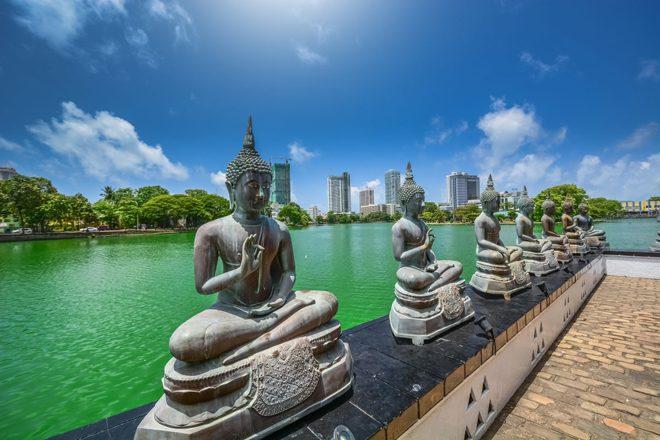 $108 million worth of cocaine has been seized in Sri Lanka