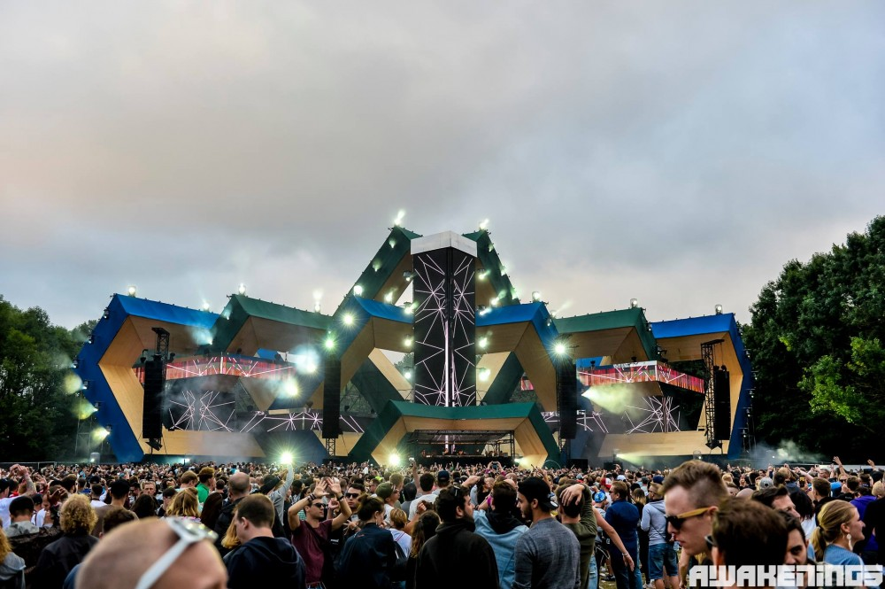 Awakenings Reveals a Massive Lineup for Their 2018 Festival