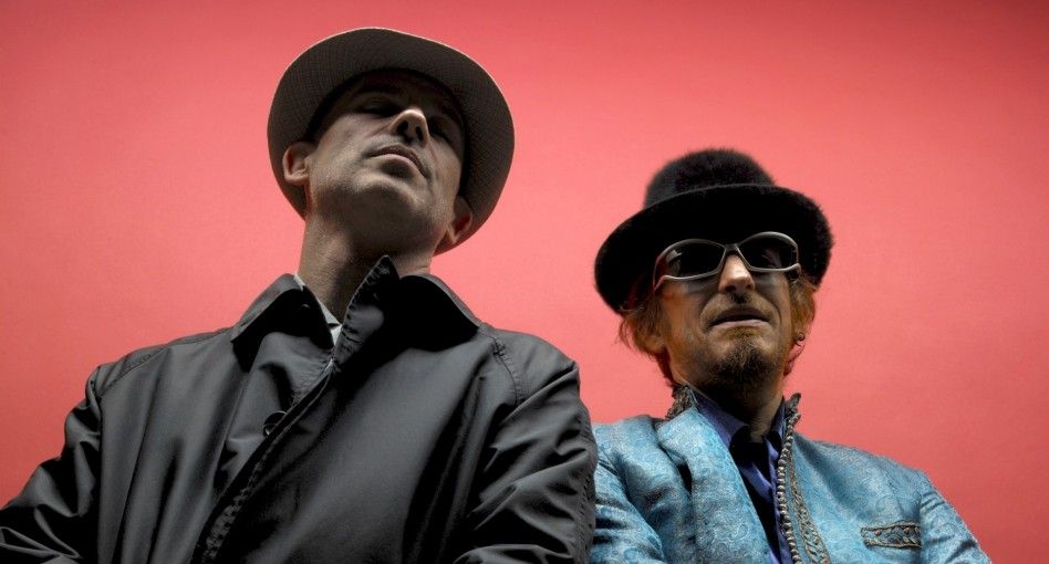 Best Of British Outstanding Contribution: Coldcut