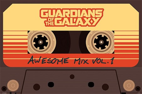 Cassette Sales Skyrocket Thanks To 'Guardians of the Galaxy'