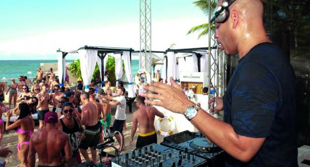 DJ MAG HEADS TO THE CARIBBEAN FOR GROOVEFEST