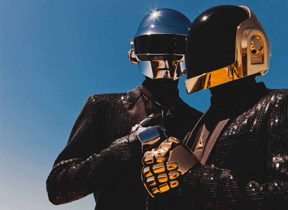 Daft Punk's Debut Album Is Now Old Enough to Drink In The US
