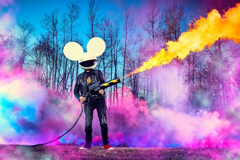 "Deadmau5 Fans, Get Ready for… ""The Most Epic Thing I've Ever Done With My Music"""