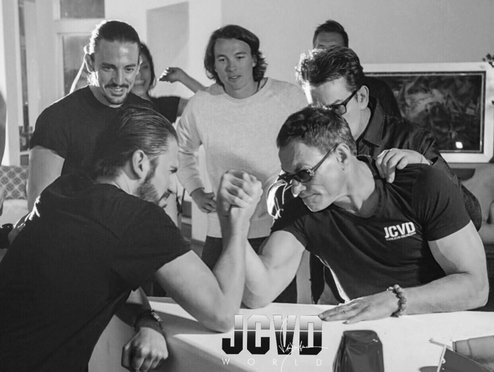 Dimitri Vegas Lands Role Aside Jean-Claude Van Damme In New Film [VIDEO]