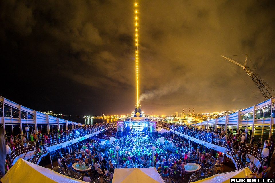 Dozens Arrested, Including A DJ, Boarding Holy Ship! with Drugs