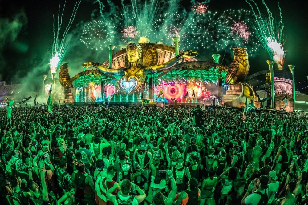 EDC Releases New Info For Shuttles For 2018 Festival [Details]