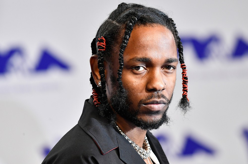 Kendrick Lamar Finishes 5-Grammy Sweep with Presidential Enrosement for 2020