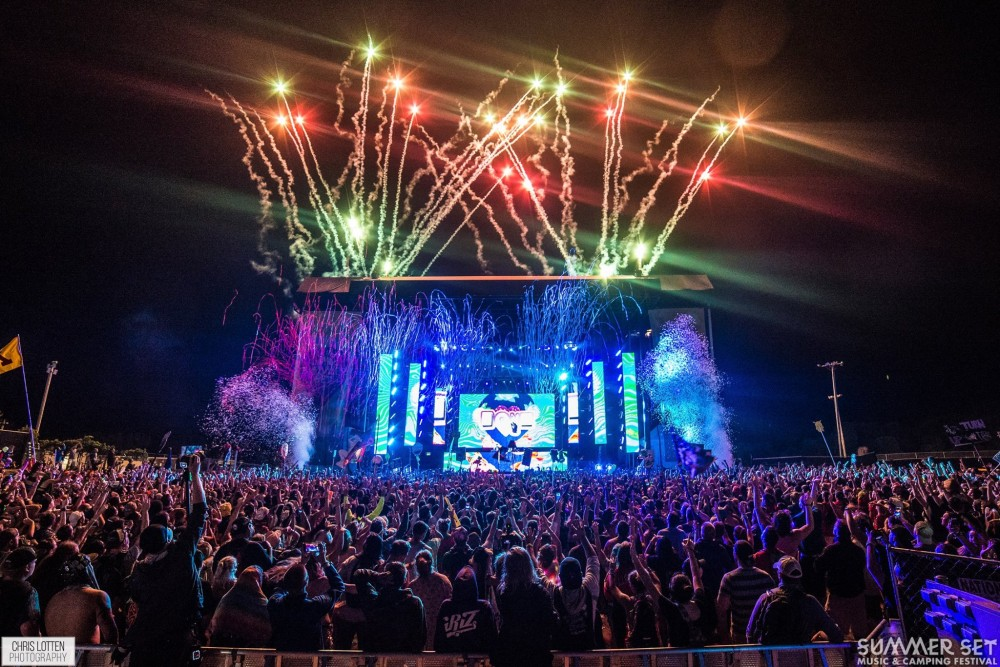 Major Music Festival Announces It Will Not Return In 2018 [Details]