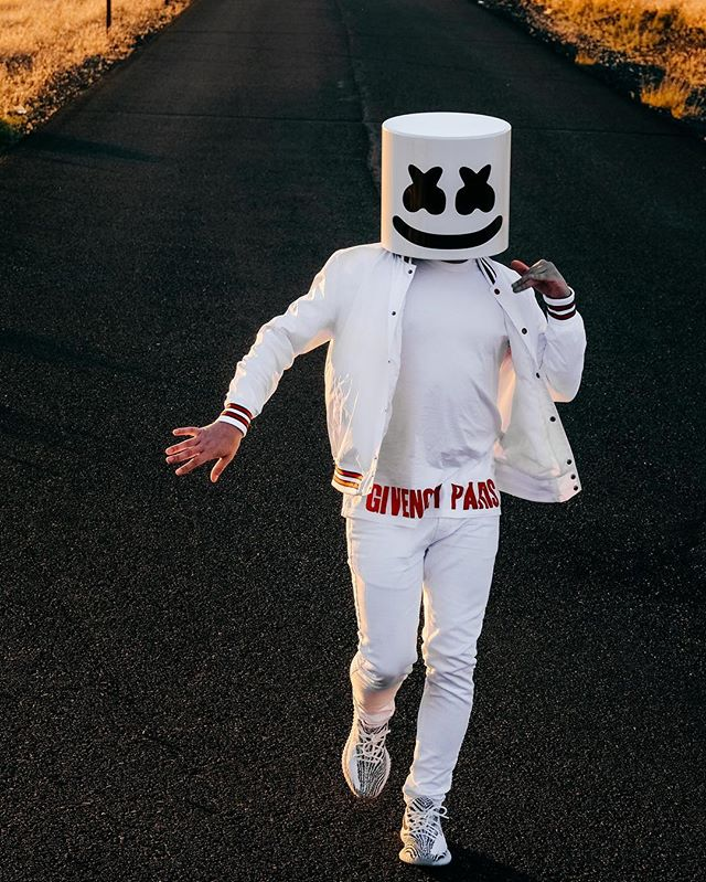 Marshmello Has Started His Own Clothing Line With Zumiez