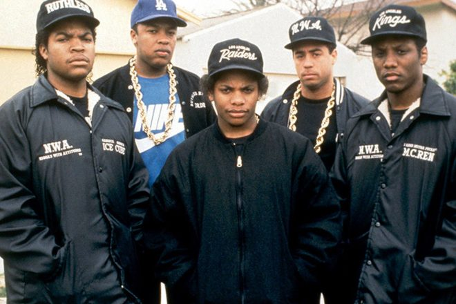Someone has hacked a police radio frequency to broadcast NWA's 'Fuck The Police'