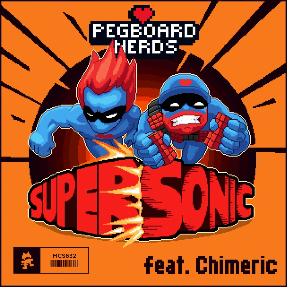 """Pegboard Nerds Release High-Energy Single """"Supersonic"""" with Chimeric"""