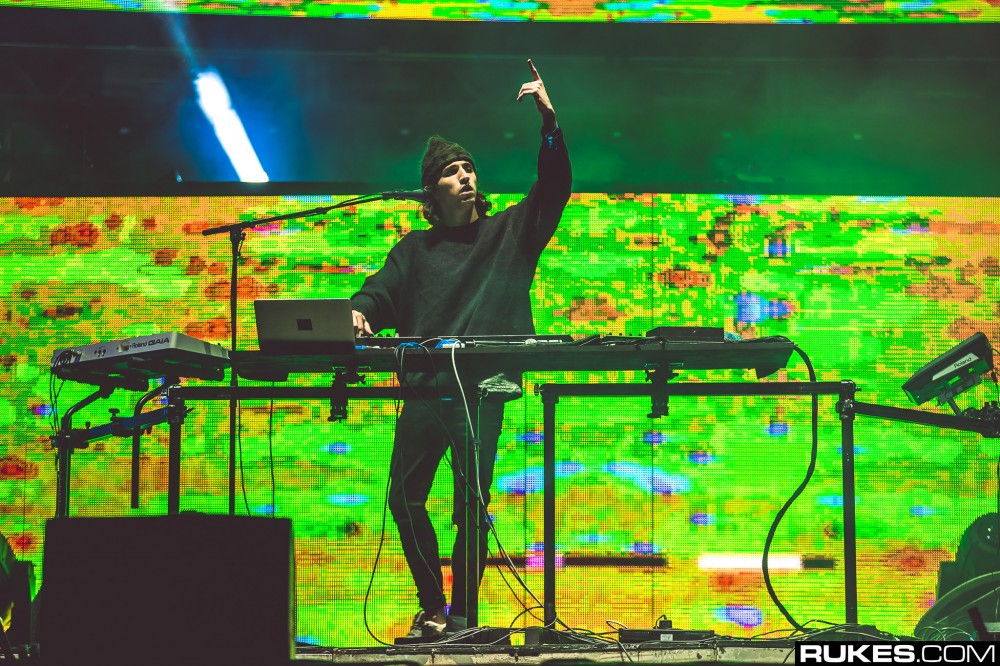 Porter Robinson Surprises With Special Virtual Self Set Aboard Holy Ship! [VIDEO]