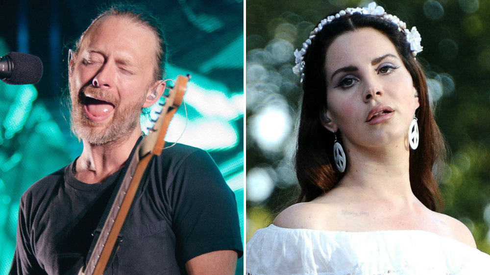 "Radiohead's Publisher: ""No Lawsuit"" Filed Against Lana Del Rey"