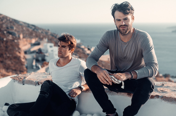 The Chainsmokers Unveil New Logo for 2018