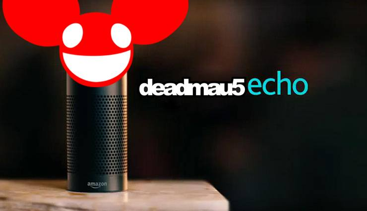 "This ""If Deadmau5 Was Amazon's Alexa"" Commercial Is F*cking Hilarious"