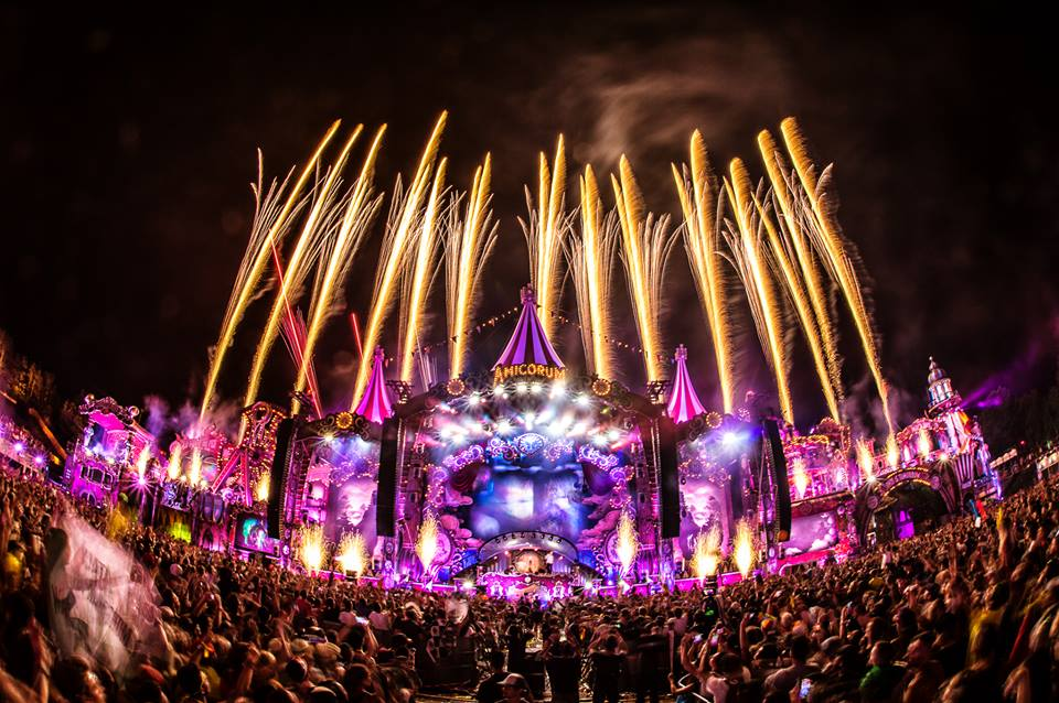 Tomorrowland Closes The Week with More Huge Lineup Announcements