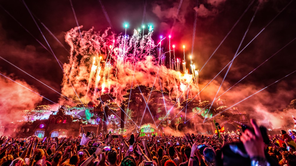Tomorrowland Drops More of its Epic 2018 Lineup
