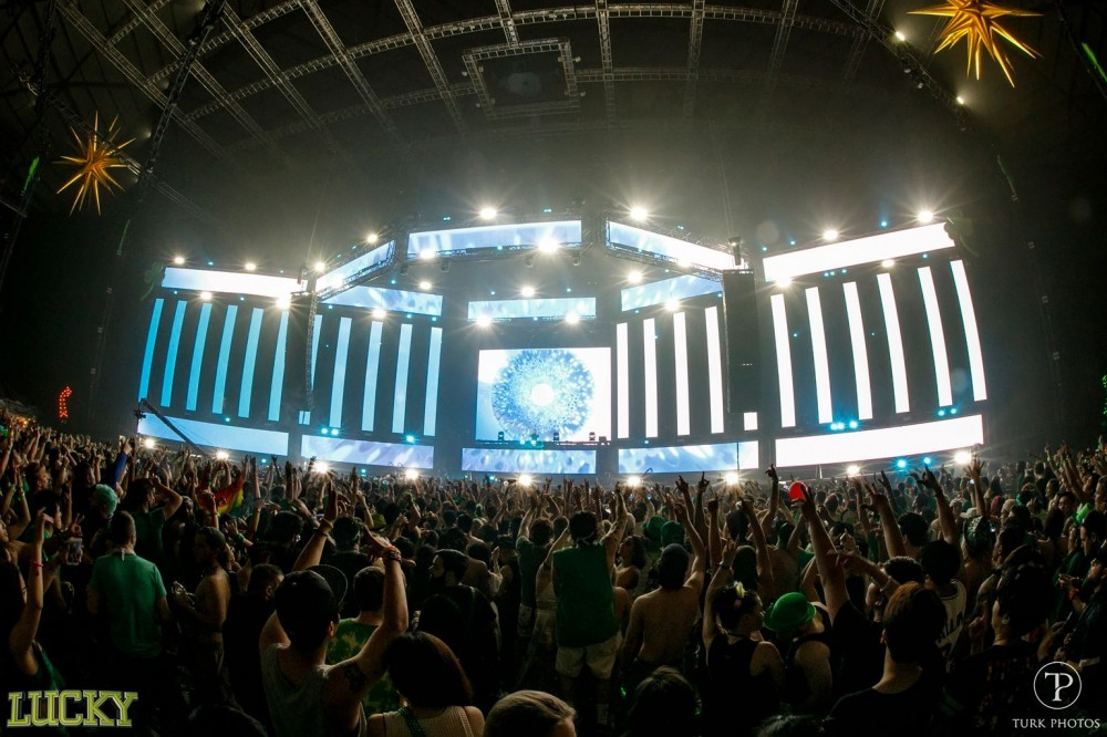 USC Events Reveals Exclusive Trance Stage At Lucky Festival 2018