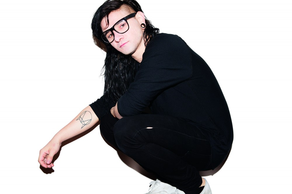 We Just Discovered Skrillex's New 2018 Release