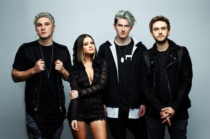 Zedd, Grey & Maren Morris Team Up With Target To Perform New Single At Grammy's