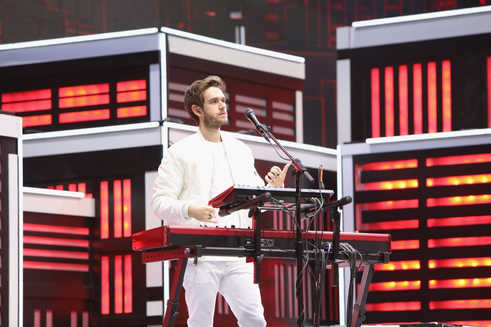 Zedd Takes Center Stage At Grammy Awards with New Video Release