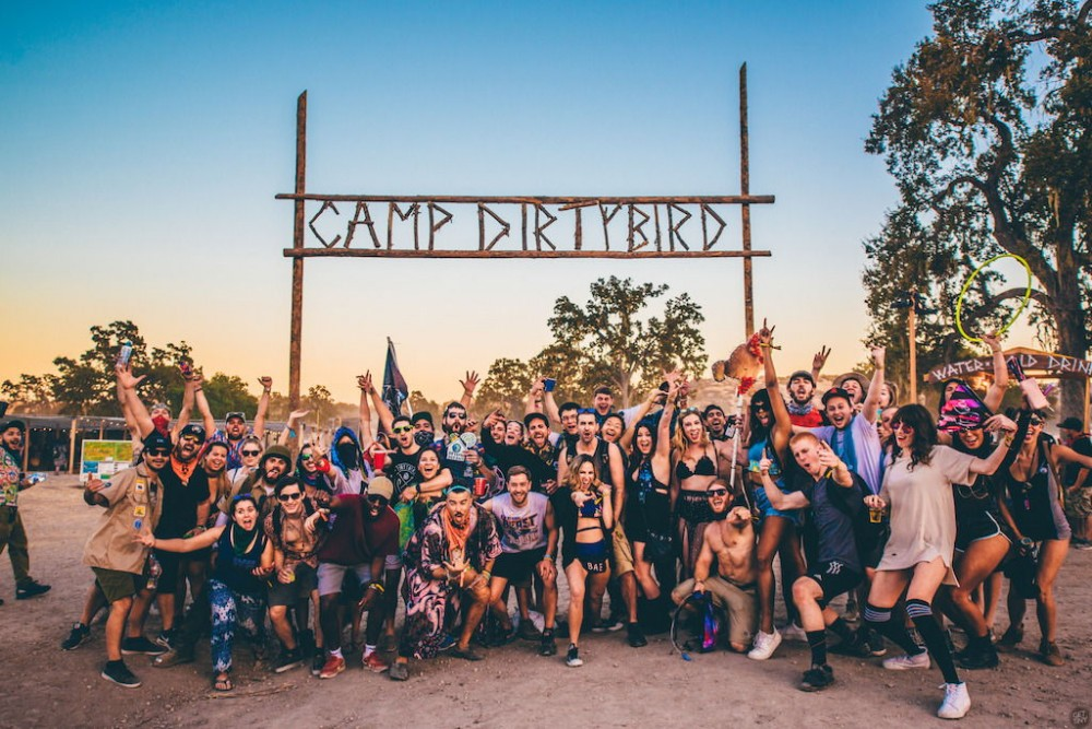 BREAKING: First Ever Dirtybird East Coast Festival Forced To Shut Down On Day 1