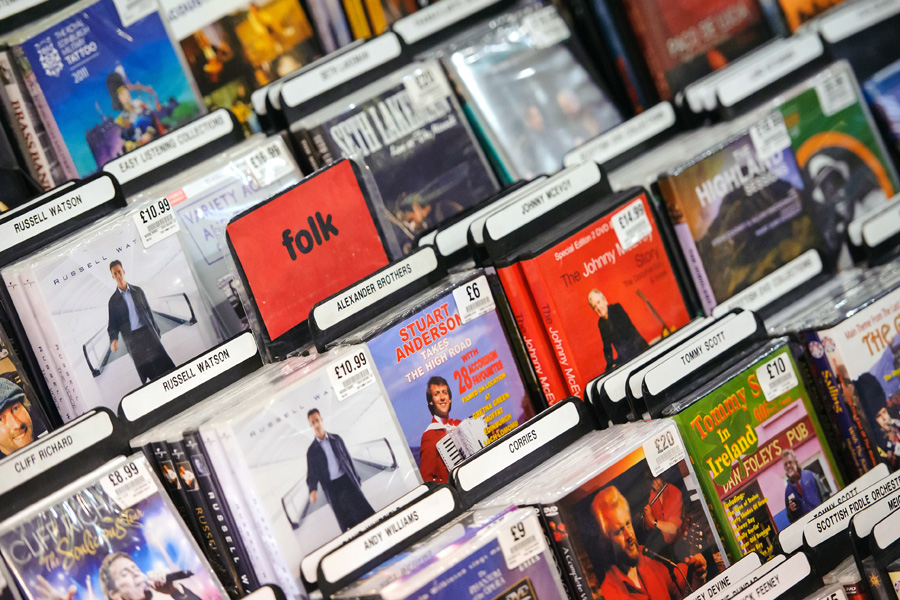 Best Buy Pulls CDs While Target Will Only Sell Them On One Condition