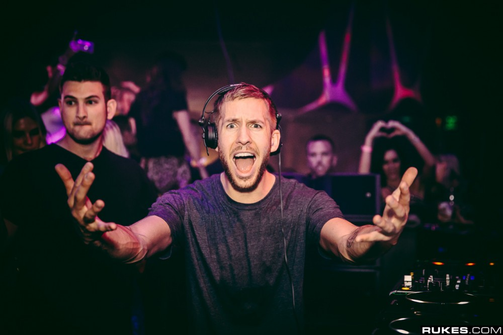 Calvin Harris Reveals Total Rebrand & We Have No Idea What To Expect