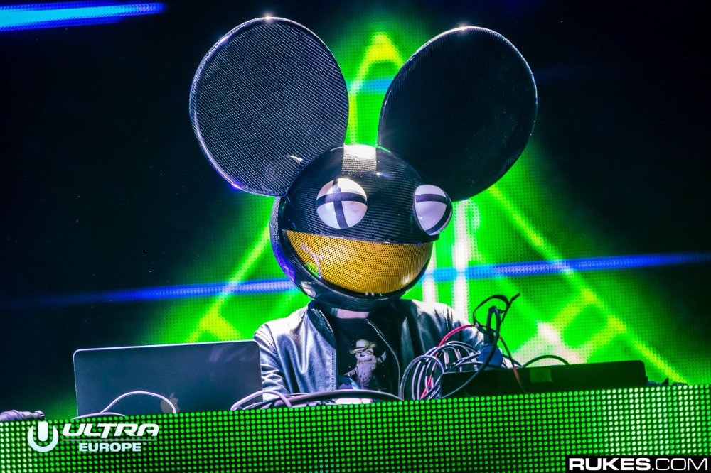 Deadmau5 Debuts Unreleased & Unheard of Song via Live Stream [VIDEO]