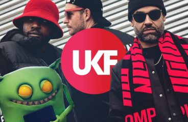 "Foreign Beggars Return To UKF With ""24-7"" Featuring Feed Me"