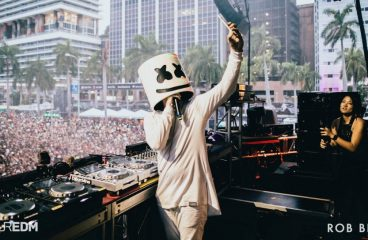 Marshmello Announces Three New EDM Collabs Coming Soon