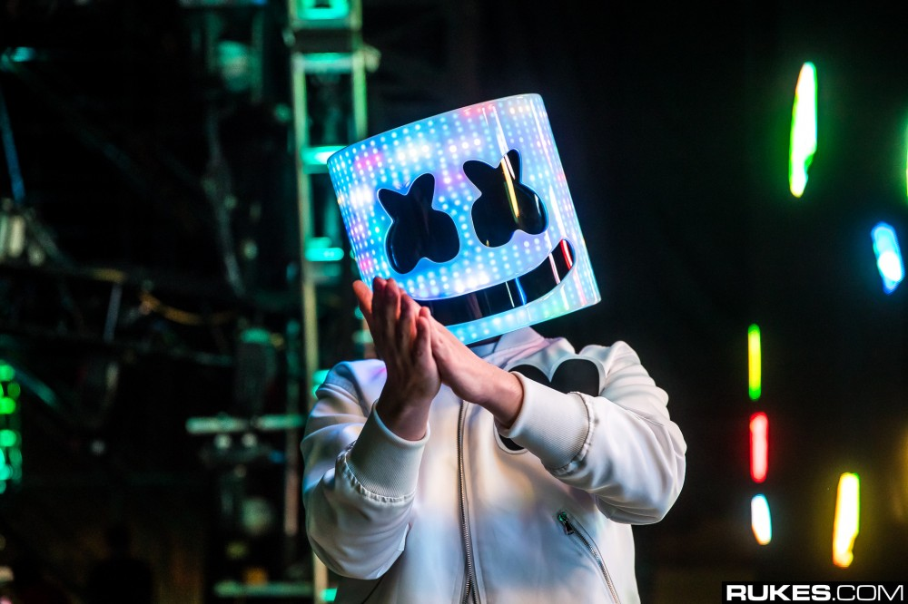 Marshmello Reveals Brand New Single Just In Time for Valentine's Day