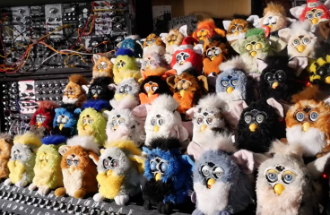 The Furby Organ Is A Thing That Exists… Should We Be Excited Or Terrified?
