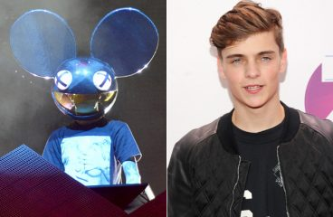 This USA Olympic Athlete Listens To Deadmau5 & Martin Garrix Before His Event