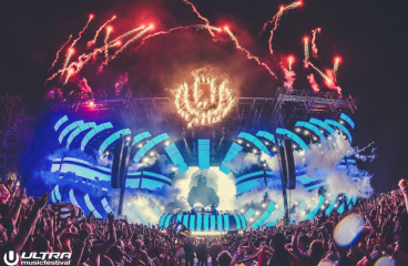 Ultra 2018 Sells Out Before Phase 2 Lineup, First Main Stage DJ Revealed