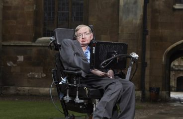 BREAKING: Stephen Hawking Has Died at Age 76