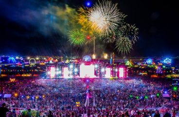 HARD Will Take Over EDC Vegas' cosmicMeadow Stage for 2018