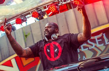 Shaq Is Throwing His Own EDM Festival After Ultra Ends from 2-8AM
