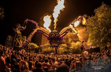 Tired of Main Stage Ultra? Head To The Spider for Some Top Notch Techno [STREAM HERE]