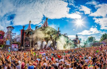 Tomorrowland's Venue Is Undergoing A Huge Transformation
