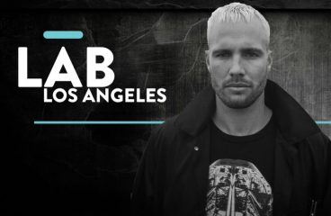 What So Not in The Lab LA