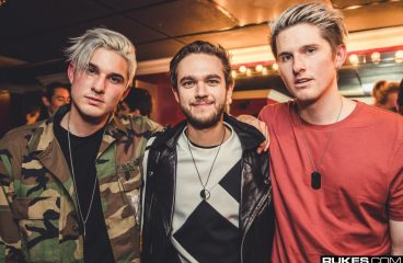 "Zedd & Grey Break Into Billboard Top 10 with ""The Middle"""