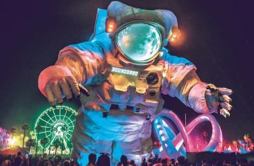 Coachella's 2018 Festival Map Shows Only 2 Water Stations, Down from 9 Last Year