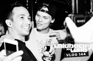 Laidback Luke Pays Tribute To Avicii With Meaningful Vlog