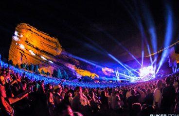 Red Rocks' Massive 4/20 EDM Fest Just Got Moved from Red Rocks