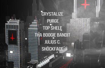Lucchii releases 'Vigilante' Remix EP w/ Shöckface, Crystalize, PURGE, The Boogie Bandit, Top $helf, & Julius C.
