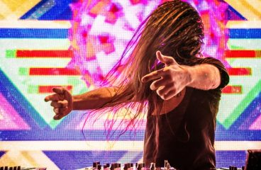 Bassnectar Announces An Unparalleled Spring Gathering