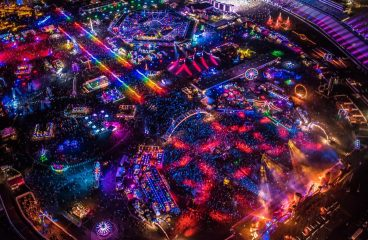 EDC Day 1 By The Numbers: Arrests, Ejections & Attendees