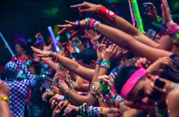 HARD Summer Festival Is FINALLY Allowing Kandi