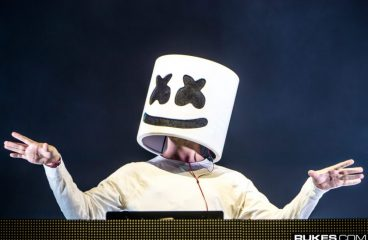 Marshmello Is Playing A Special EDC Set Tonight with His Helmet Off